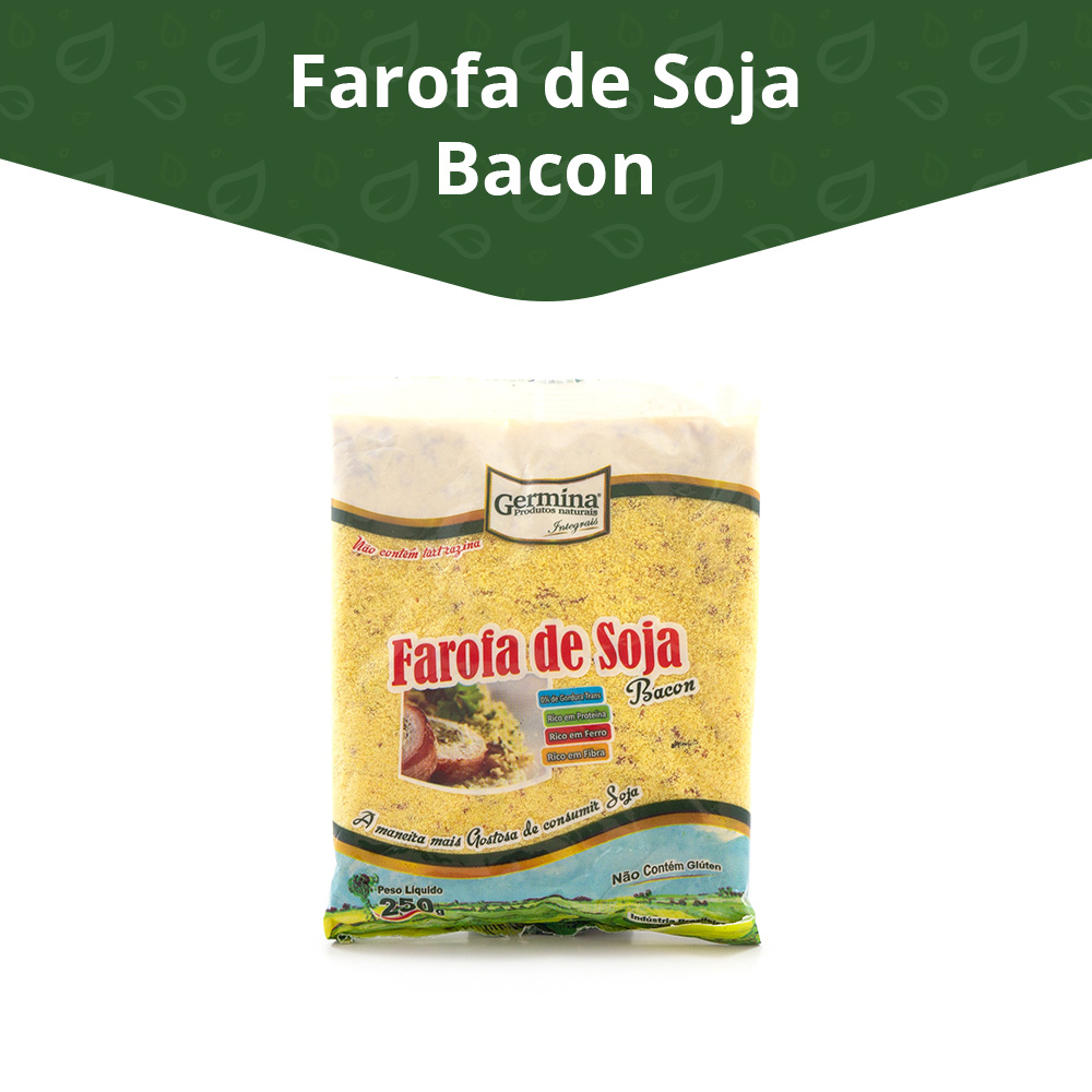 farofa bacon